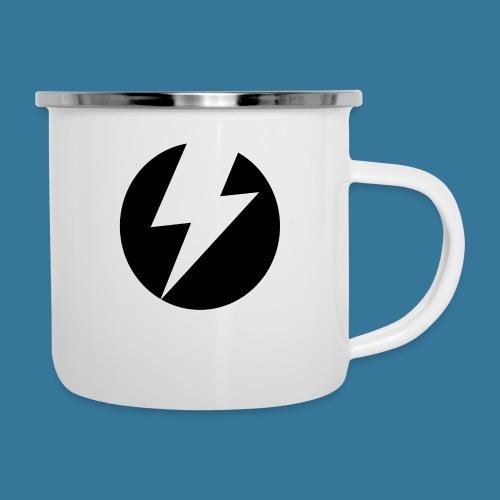BlueSparks - Inverted - Camper Mug
