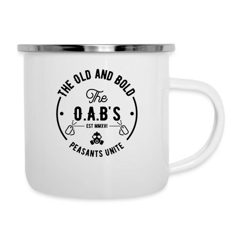 OAB unite black - Camper Mug