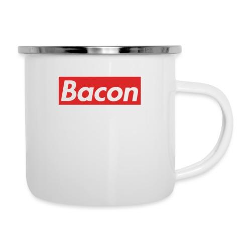 Bacon - Emaljmugg