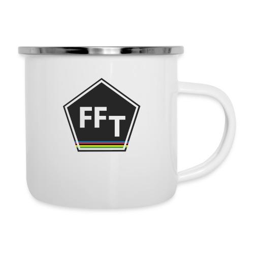 FFT logo colour (Fastfitnesstips) - Camper Mug