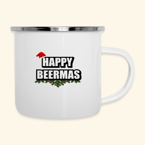 HAPPY BEERMAS AYHT - Camper Mug