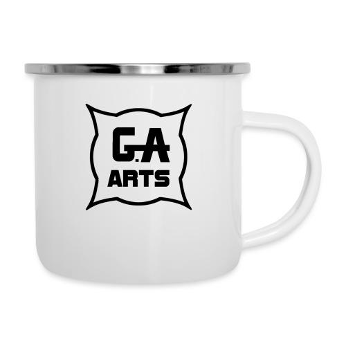 G.A.Arts - Tasse émaillée