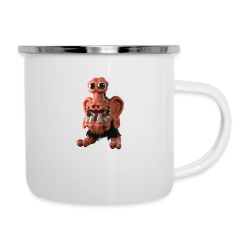 Very positive monster - Camper Mug