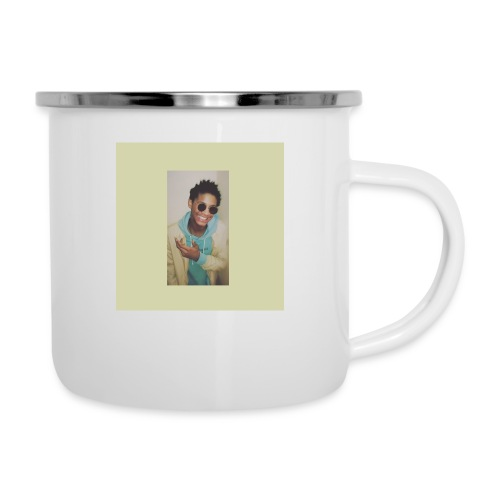 Well - Emaille-Tasse