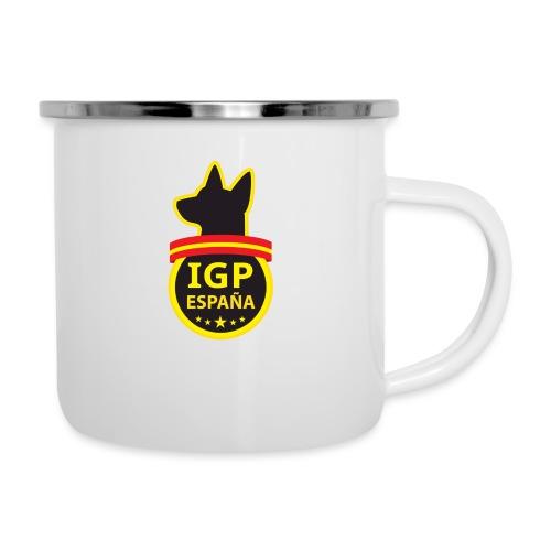 IGP España - Taza esmaltada