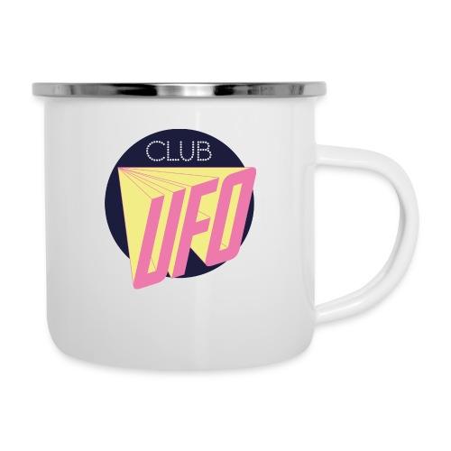 ClubUFO - Emaljmugg