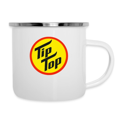 Tip Top Skiwachs - Emaille-Tasse
