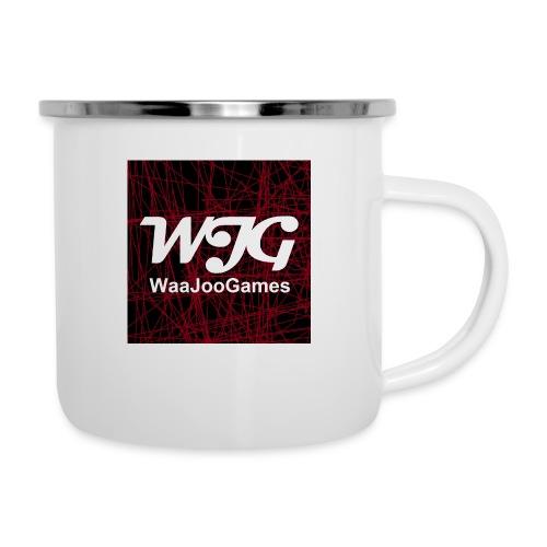 T-shirt WJG logo - Emaille mok