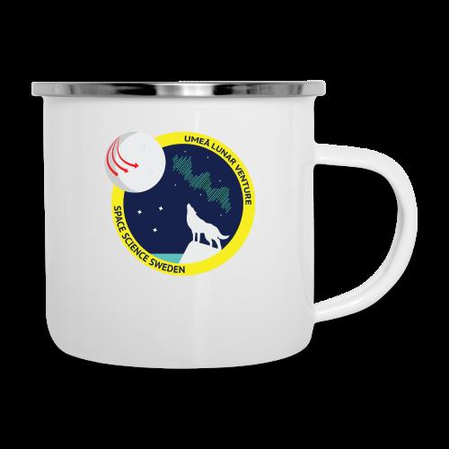 ULV - Umeå Lunar Venture - Emaljmugg