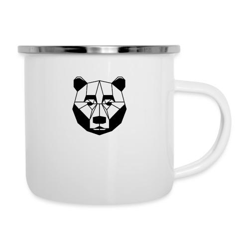 ours - Tasse émaillée