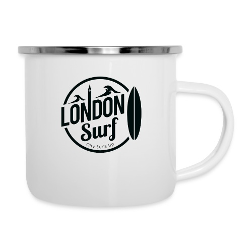 London Surf - Black - Camper Mug