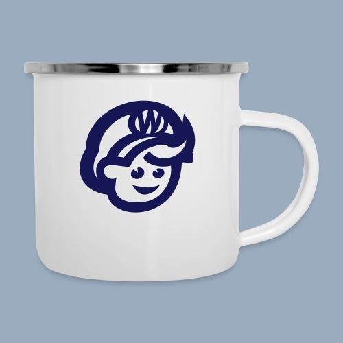 logo bb spreadshirt bb kopfonly - Camper Mug