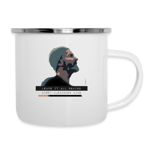 Barry Alexander King - Camper Mug