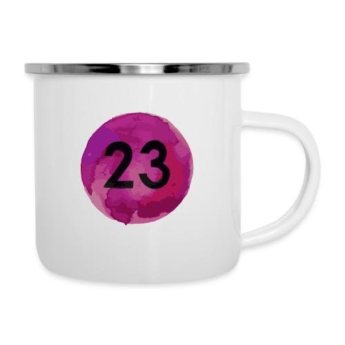 23 - Tasse émaillée