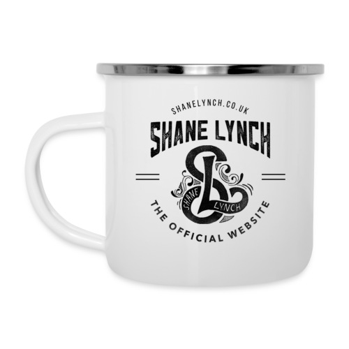 Black - Shane Lynch Logo - Camper Mug