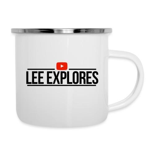 LEE EXPLORES - Camper Mug
