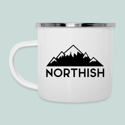 Northish - Emaljmugg