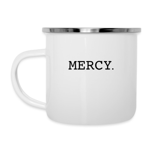 MERCY OB - Tasse émaillée