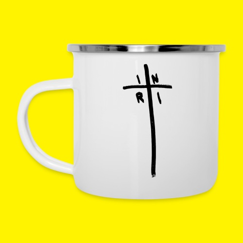 Cross - INRI (Jesus of Nazareth King of Jews) - Camper Mug