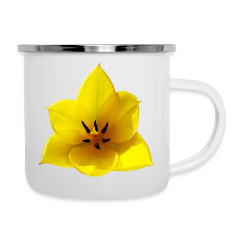 TIAN GREEN Garten - Tulpe 2020 02 - Emaille-Tasse