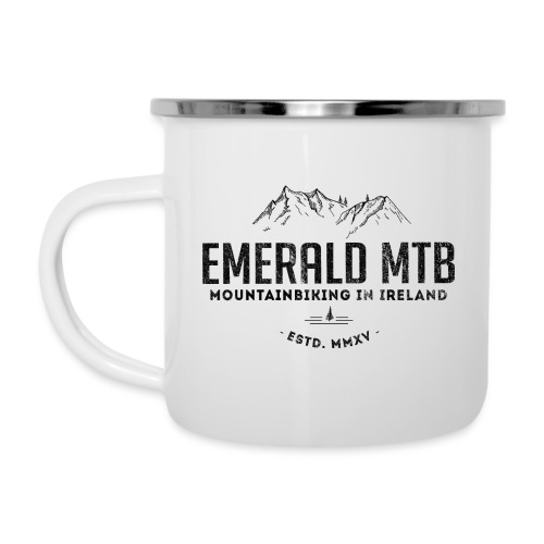 Emerald MTB Logo - Camper Mug