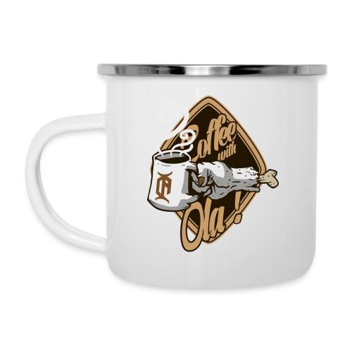 coffe-with-ola-shirt2 - Camper Mug
