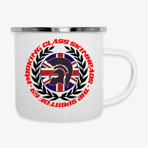 WORKING CLASS SKINHEAD JAMJACK LAUREL SPIRIT OF 69 - Camper Mug