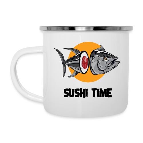 SUSHI TIME-tonno-n - Tazza smaltata