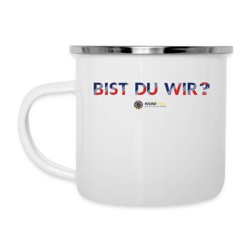 bistduwir - Emaille-Tasse