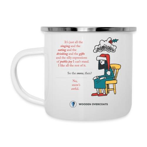 Antigone Funn Christmas - Camper Mug