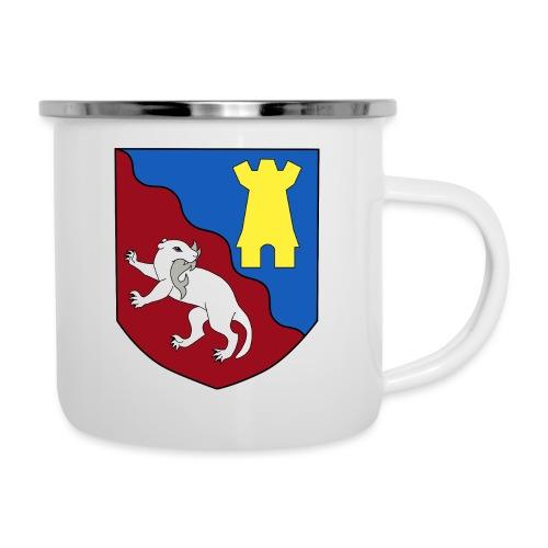 lygarn-wappen - Emaille-Tasse