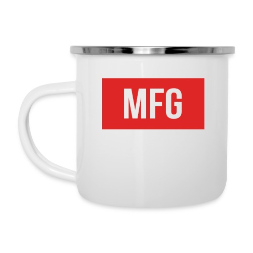 MFG on Youtube Logo - Camper Mug