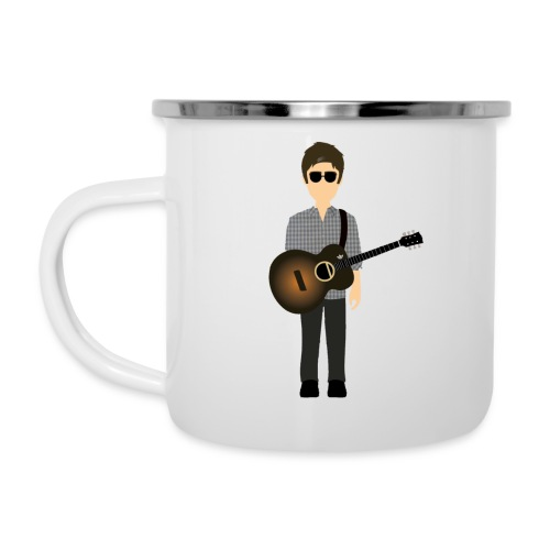 Noel Gallagher Epiphone Edition - Camper Mug