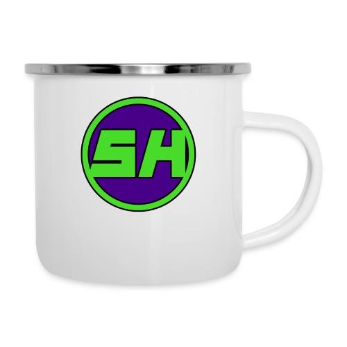 SkyHyperion Classic Colours - White - Camper Mug