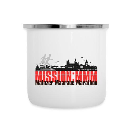 Mission:MMM - Emaille-Tasse
