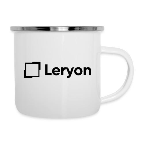 Leryon Text Brand - Camper Mug