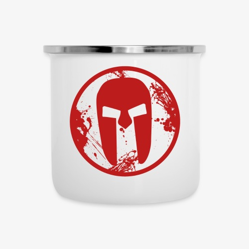 spartan - Camper Mug