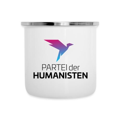 Statement Logo - Emaille-Tasse