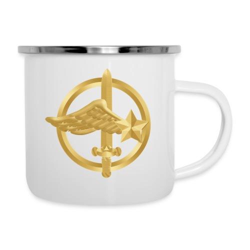 Tasse Fusiliers Commandos de l'Air - Tasse émaillée
