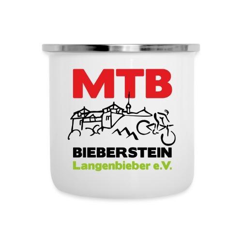 MTB Logo 2021 - Emaille-Tasse