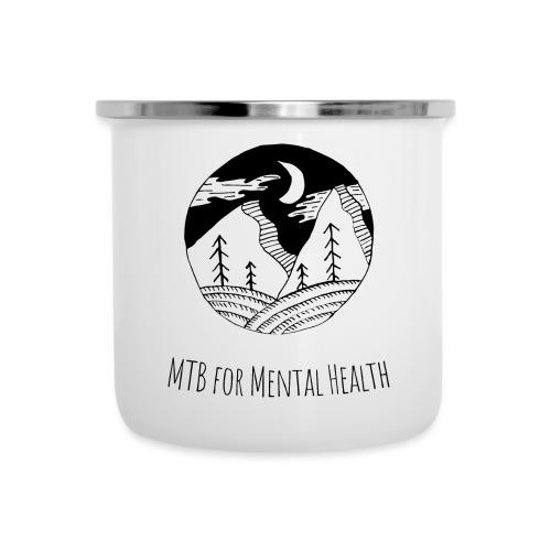 MTB for Mental Health - Camper Mug
