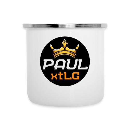 PaulxtLG - Emaille-Tasse