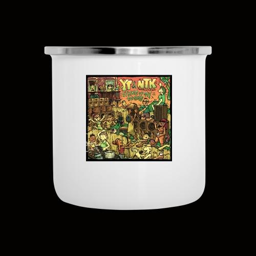 String Up My Sound Artwork - Camper Mug