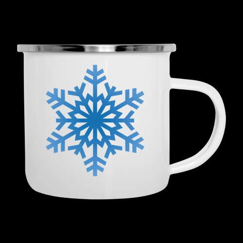 Snowflake - Emaljekrus