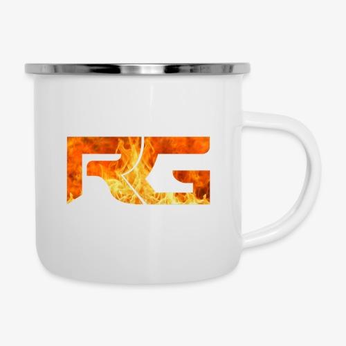 Revelation gaming burns - Camper Mug