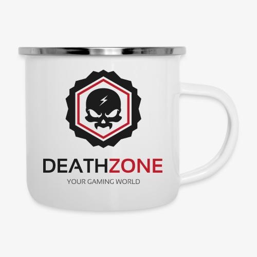 DeathZone Logo Avatar - Kubek emaliowany