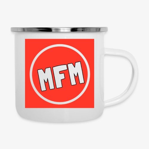 MrFootballManager Clothing - Camper Mug