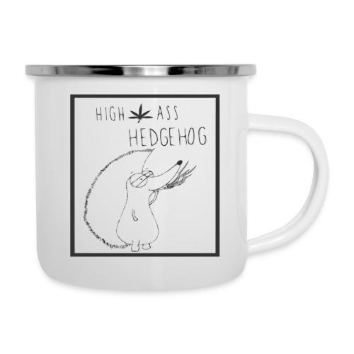 HIGH ASS HEDGEHOG - Camper Mug
