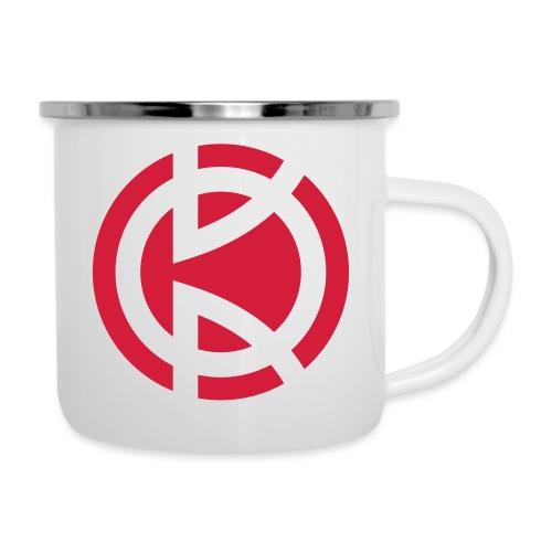 Kitbliss logo - Camper Mug