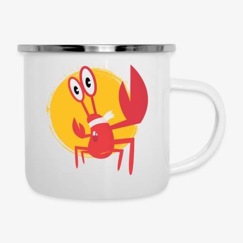 lobster - Tasse émaillée